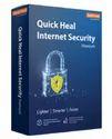 Quick Heal Antivirus Internet Security 1 User 1 Year