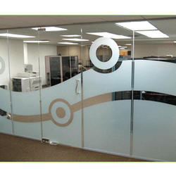 Interior Glass Work