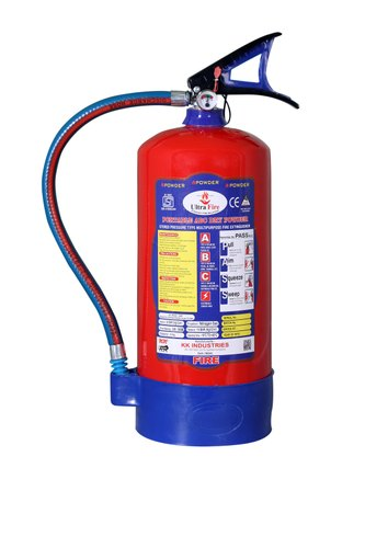 ULTRA FIRE Mild Steel Fire Extinguisher, Capacity: 4Kg