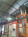Cyclone Dust Collectors For Powder Coating Lines