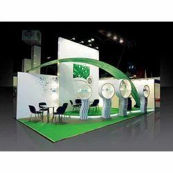 Exhibition Stall Design for Trade Fair