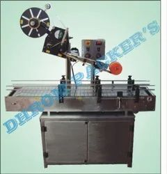 Sticker and Label Machine for Food and Oil Industry