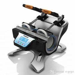 Ceramic Manual Dual Mug Heat Press Printing Machine