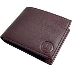 Men Brown Artificial Leather Wallet