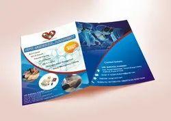 2D Marketing Leaflet Design Services