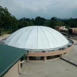 Dome Tensile Membrane Structure