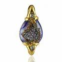Agate Druzy Gemstone Pendant