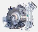 自动HTHP软溢流染色机,容量:25-600千克