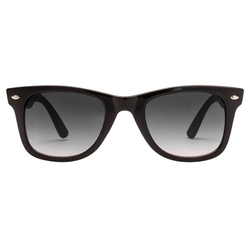 3737f0713dd Male Black Gradient Grey Wayfarer Sun Goggles