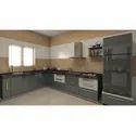 KRIOS Gustavo Grey U Shaped Kitchen