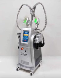 Cyroplysis Machine With Silicone Handles