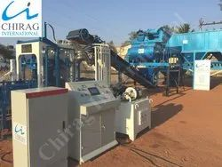 Chirag Multi Material Ash Bricks Machine