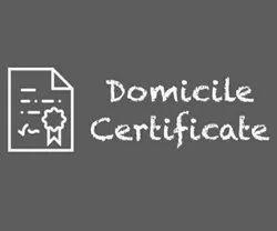 Consulting Domicile Certificate Mumbai
