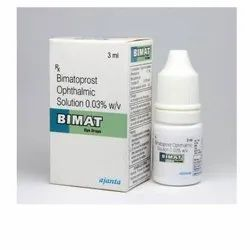 Bimat (Lumigan) Eye Drops