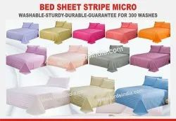 Bedsheet Single Micro Polyester Size 60 x 90