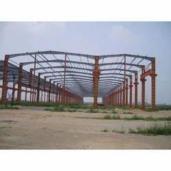 Mild Steel Pre Engineered Building