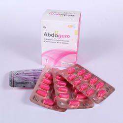 Drotaverine 80mg, Mefenamic Acid 250 mg