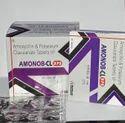 Amoxycillin 500mg  Clavulanic acid 125mg