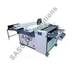 Drip Off Roller Coating Machine