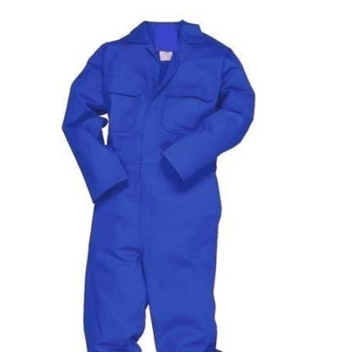 091f14f30b9 Medium And Large Blue Poly Cotton Boiler Suit