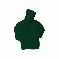 Men Plain Fleece Sweat Shirts, Size: S, M, L, 2xl
