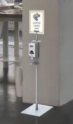 Sanitizer Dispenser Stand - SLEEK