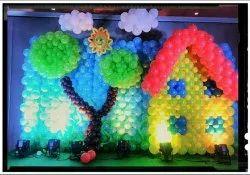 Birthday Balloon Decoration, in Pan India