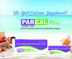 Calcium Carbonate Calcitriol Zinc Soft Gel Capsule