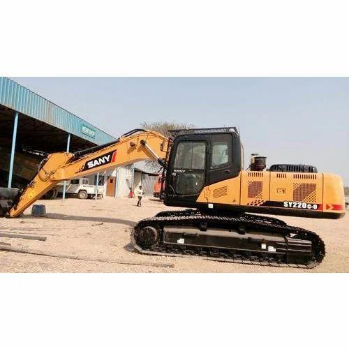 Sany SY 220 C-9 Excavator