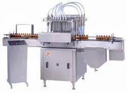 Automatic Six Head Volumetric Filling Machines