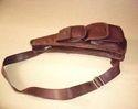 Vintage Leather Waist Pouch
