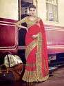 Chiffon Traditional Designer Saree