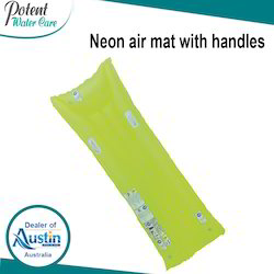 Neon Air Mat with Handle