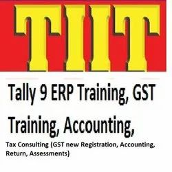 Tally 9 ERP GST Accounting Training in Lucknow
