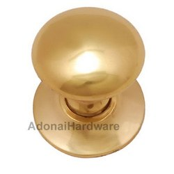 Beulah Brass Cabinet Knob