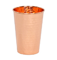 Hammered Water Drinking Tumbler NJO-6615