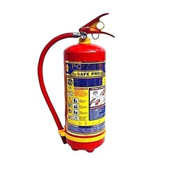 4 kg ABC Dry Powder Chemical Fire Extinguisher