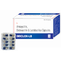 Amoxycillin and Lactobacillus Capsules