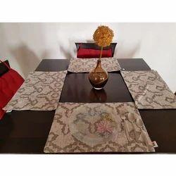 Dupion Silk Table Mats