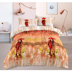 Printed Double Bed Blanket