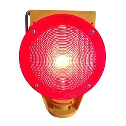 LED Red Solar Blinker Bracket