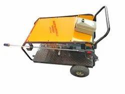 Three 150-350 Bar Cold Water High Pressure Cleaner, Model Name/Number: Renjet, 10-15hp