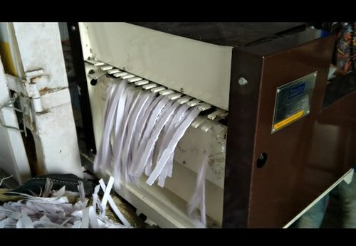 Secure Paper Shredding Services in Nashik, Siddhivinayak
