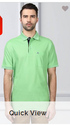 Raymond Green Cotton Fit T-Shirt
