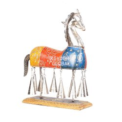 Kiyoshi Horse Decor for Home and Office Decoration