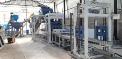 Aneco 15V Concrete Brick Making Machine