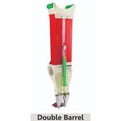 Double Barrel Seeder