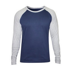 Men's TMC Dry Fit Casual Full Sleeve T-Shirt, Size: S-XXL