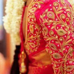 Ladies Designer Suit Stitching