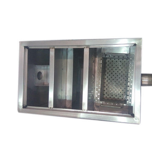 Kitchen Grease Trap at Rs 18500 /piece | Grease Trap | ID: 15670295388